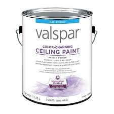 Lowes Bedroom Paint Colors Shop Valspar Ceiling Color Changing Flat Latex Interior Paint And