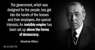 Woodrow Wilson Quotes