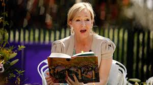 book news j k rowling exposes origin of harry potter s twee  book news j k rowling exposes origin of harry potter s twee nemesis the two way npr
