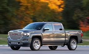 2017 GMC Sierra 1500 – Review – Car and Driver