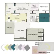 Our Whole House Color Palette   Young House Love