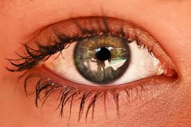 how to photograph the human eye