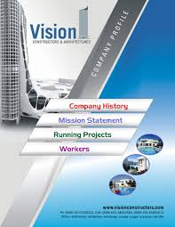 Professional Business Profile I will professionally design your Company or Personal Profile for 1