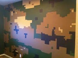 digital camo paint job for the marines
