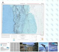 Free Bathymetric Charts Bathymetric Nautical Chart Nl_10 7 Tillamook Bay
