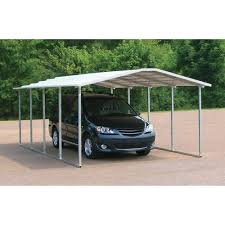Collection Of Solutions Carports Steel Car Covers Discount Metal