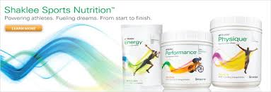 new shaklee sports nutrition s