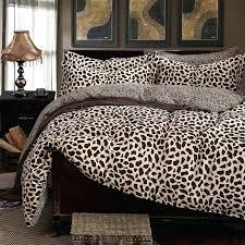 animal print quilts bedding leopard print quilt cover set australia leopard print quilt cover double 100