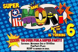 superheroes party invites winnie the pooh 1st birthday invitations custom invitation