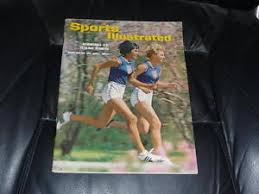 1965 MARIE MULDER JANELL SMITH RUNNING NO LABEL NEWSTAND SPORTS ILLUSTRATED  | eBay