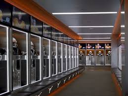 texas longhorns locker room