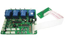 Vending Machine Control Board Repair Awesome Replacement Parts JY4888 488 Digits Coin Operated Timer Board For 488488
