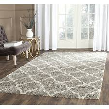 safavieh rugs 8x10. Awesome Buy Solid Shag Area Rug 8x10 White Handmade Contemporary In Cheap Intended For Plush Rugs 8X10 Safavieh A