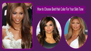 How To Choose Best Hair Color