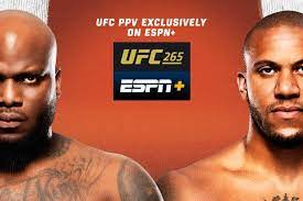 UFC 265: Lewis vs. Gane' Unpacks Heavyweight Title Picture - Rolling Stone