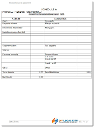 Separation Agreement Template Word New Severance Agreement Template ...