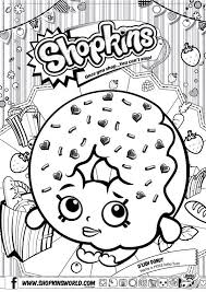 Shopkin Coloring Pages Colouring Pages Shopkins Para Colorear