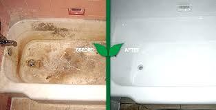 tub commercial bathtub refinishing in cost tile reglazing