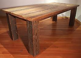 rustic kitchen tables 4