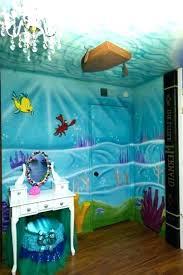 Mermaid Themed Room Mermaid Themed Room Little Mermaid Decor Bedroom Best Of  Image Room Charming 5 . Mermaid Themed Room Mermaid Bedroom Decorations The  ...