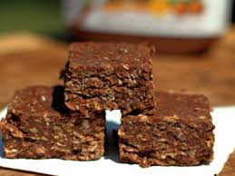 Image result for nutella oatmeal bars