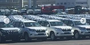 2018 toyota land cruiser v8. Plain Land 2018 Toyota Land Cruiser Prado 1 Intended Toyota Land Cruiser V8 A