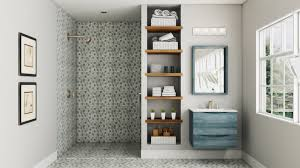How Much To Remodel A Bathroom On Average Enchanting Bathroom Remodeling At The Home Depot