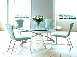 round glass top dining set glass dining sets round glass dining set stylish glass dining room