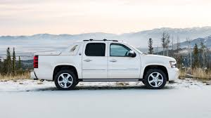 The Chevy Avalanche Black Diamond Edition SUV truck with 20 ...