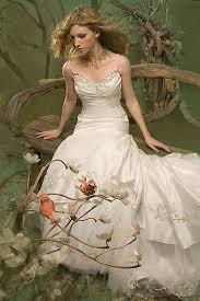 فساتين زفاف رقيقه 2014 فساتين