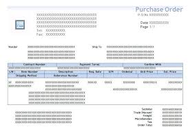 purchase order log template excel printing purchase order template microsoft dynamics gp community