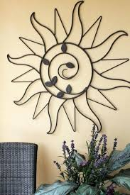 metal sun wall hanging large size of best celestial images on inspiration of large outdoor sun