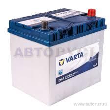 Аккумулятор <b>VARTA Blue Dynamic</b> 60 А/ч 560 410 054 обратная ...