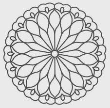 Small Picture Draw Printable Mandala Coloring Pages 16 About Remodel Free