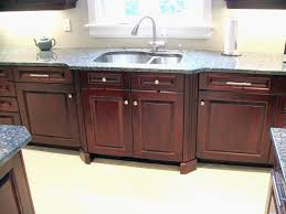 Corner Kitchen Sink Cabinet Is The Standard Height Of A Base Awesome