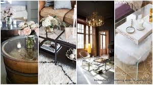 39 elegant glass coffee tables for a transpa living room