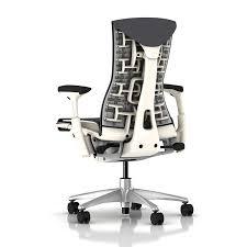 embody chair manual. amazon.com: herman miller embody chair: fully adj arms - white frame/titanium base standard carpet casters: kitchen \u0026 dining chair manual e