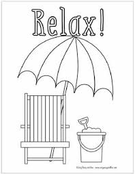 Well, these are for you! Summer Coloring Pages Free Printable Easy Peasy And Fun