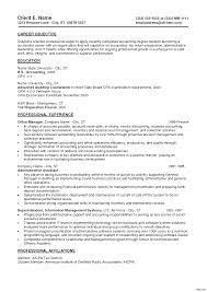 Objective In Internship Resume Sample Resume For Mft Intern Rock Your Internship Accounting 100a 46