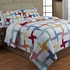 Maylen Multicolored Patchwork Quilt Set & Maylen Quilt Set White. Click to expand Adamdwight.com