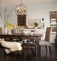 rustic dining room idea 3