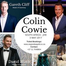 Colin Cowie Colin Cowie An Event Not To Be Missed The Planner