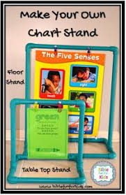 How To Make Your Own Chart Make Your Own Chart Stands Teacher Supplies Make It