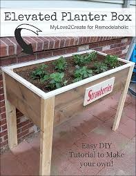 build a raised garden bed with legs inspirational raised garden bed legs garden ideas of 21