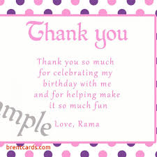 thank you card for baby shower wording design ideas gift exles sles free template hostess