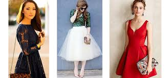 15 Fantastic Party Outfit Ideas For Christmas  Pretty DesignsChristmas Party Dress Ideas