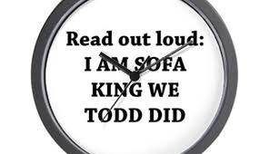 Im Sofa King We Todd Ed Jokes Conceptstructuresllccom