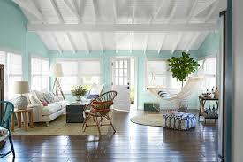 Cool Beach House Paint Color