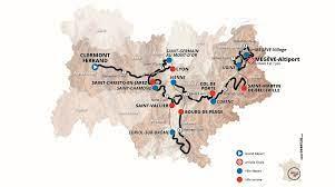 Giro del Delfinato 2020, svelato il percorso (Tutte le Altimetrie) -  SpazioCiclismo