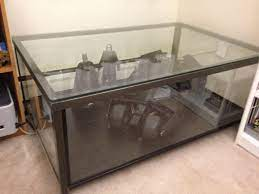 Shop functional coffee tables all at low prices. Ikea Granas Coffee Table Become Awesome Display Case Page 22 Coffee Table Ikea Coffee Table Interior Light Fixtures